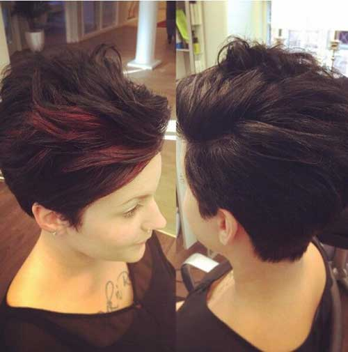 I migliori tagli capelli corti per donne over 40 anni