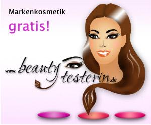 Beauty Siegel Teste das Beste mit Beautytesterin.de