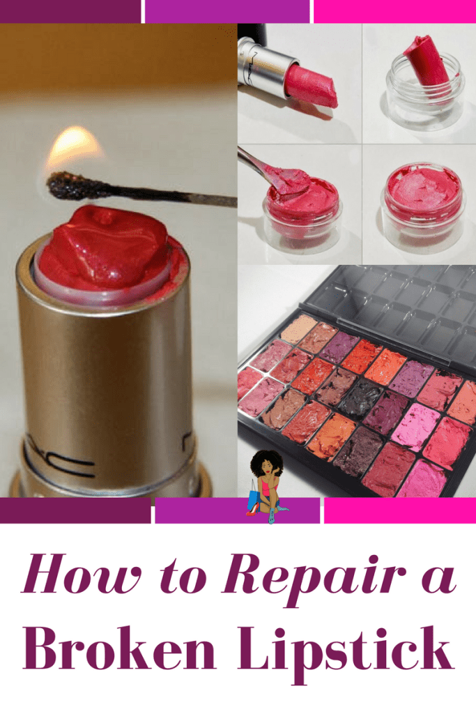 Repair Broken Lipsticks Broken Lipstick