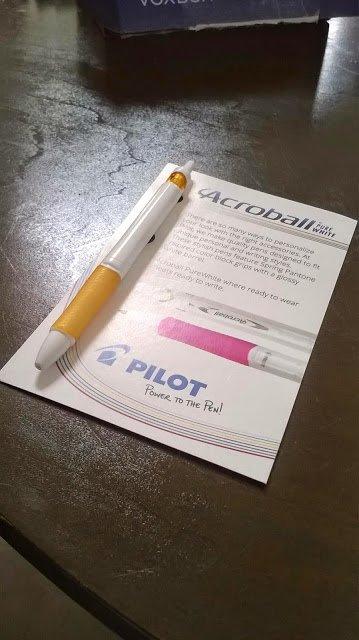 Acroball Pilot Pen