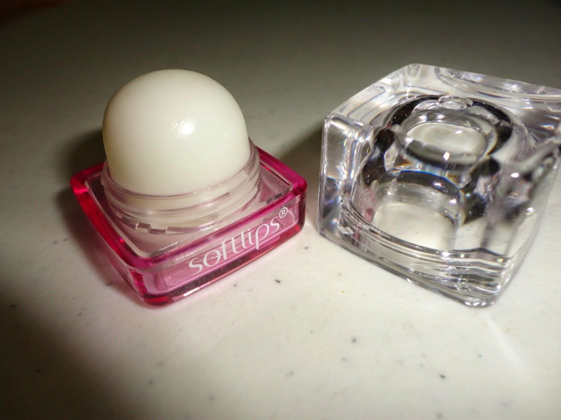 softlips cube, lip balm, lip gloss