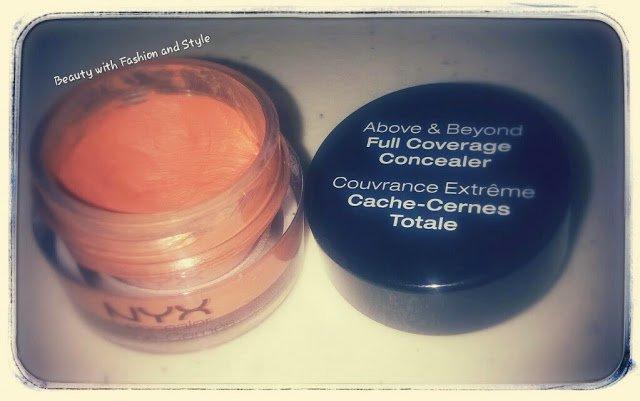 NYX Concealer (Orange) Color Correct
