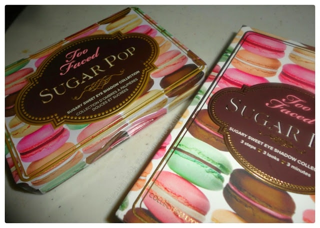 Too Faced Sugar Pop Limited Edition Palette