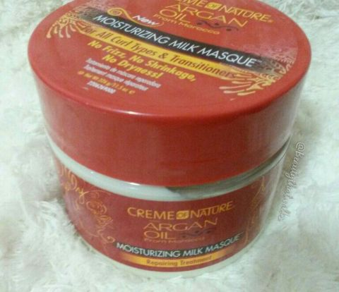Creme of Nature Moisturizing Milk Masque