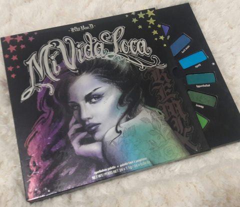 Kat Von D Mi Vida Loca Palette Limited Edition