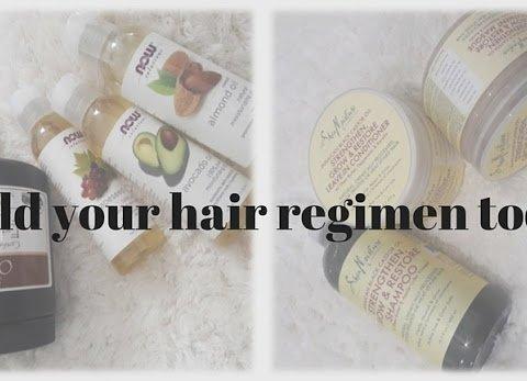 hair regimen