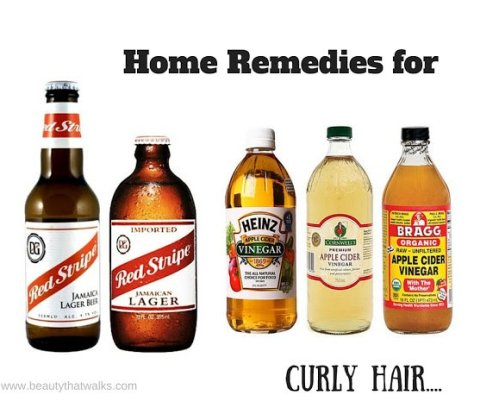 Home remedies curly remedies