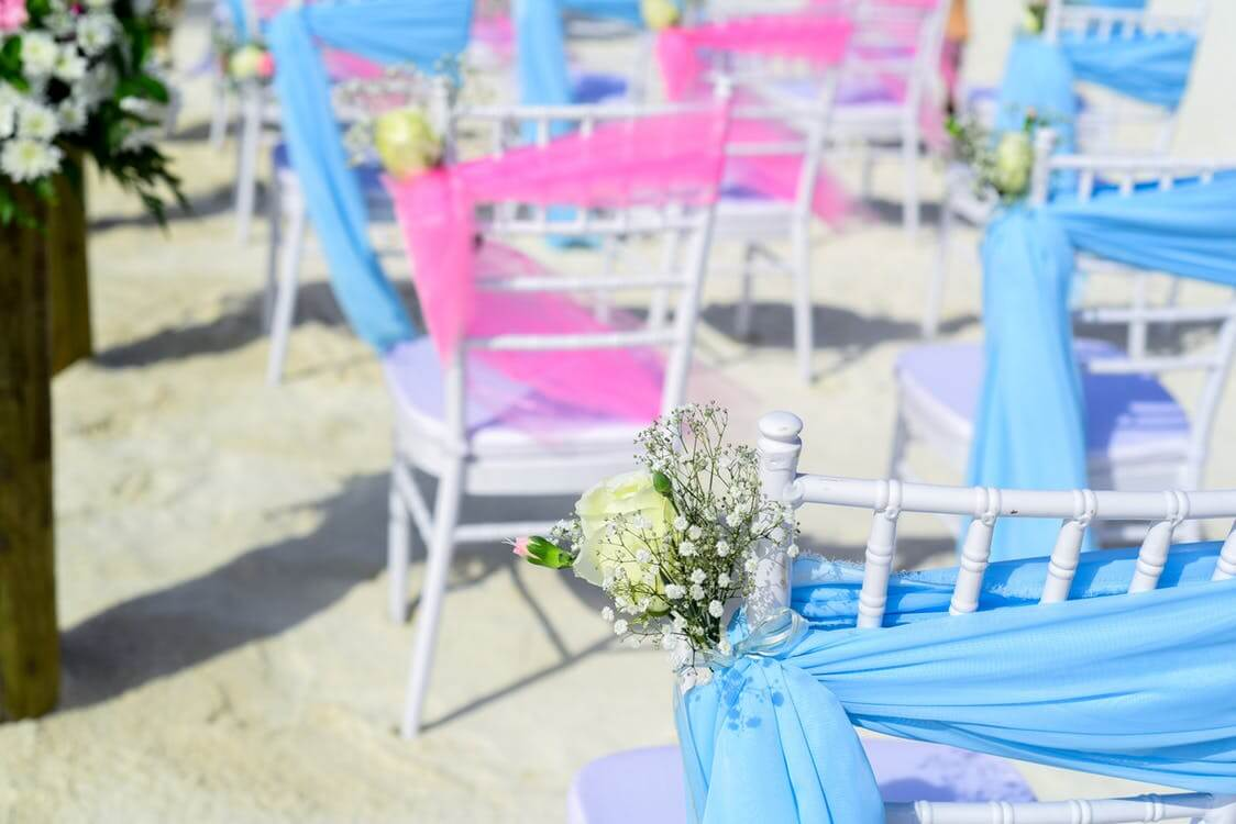 Top Seven Rules for Great Outdoor Weddings