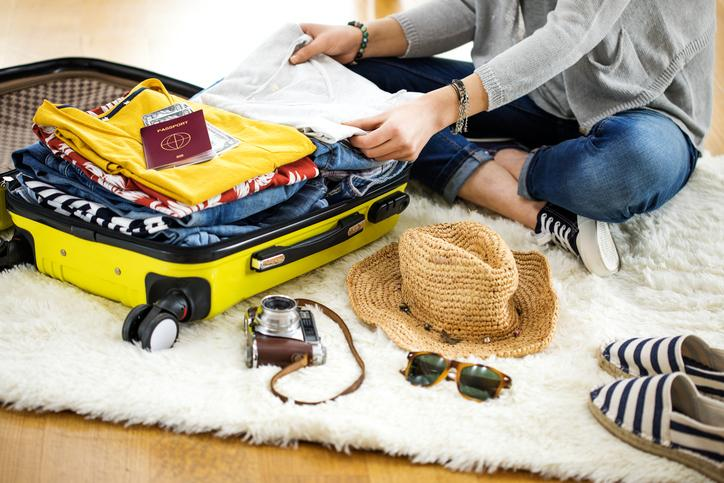 packing, pack light, suitcase, luggage, travel