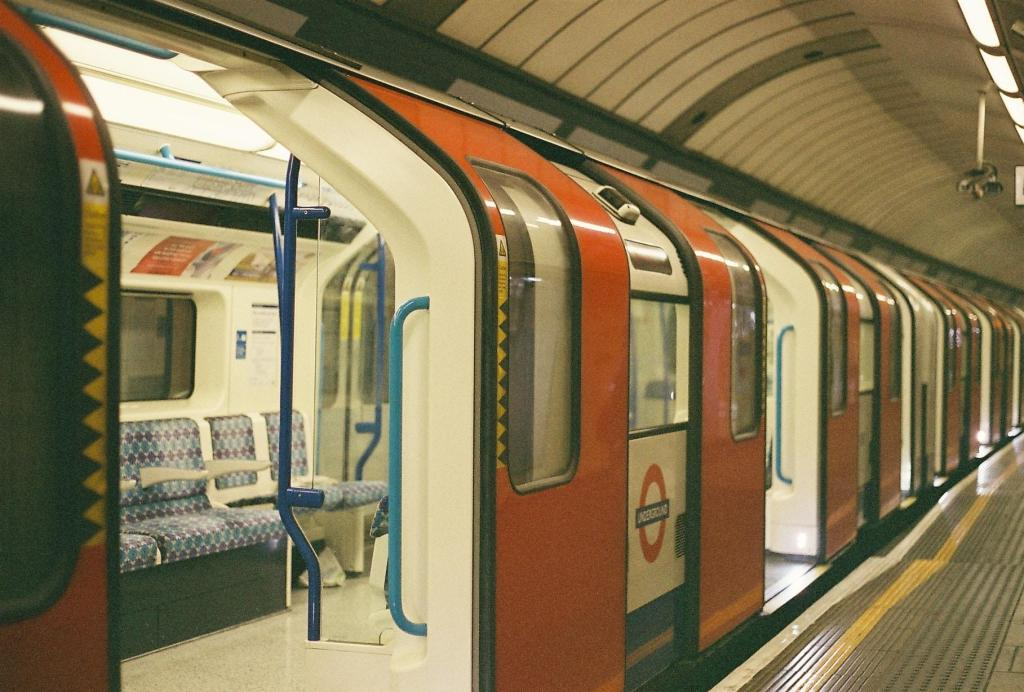 train-London