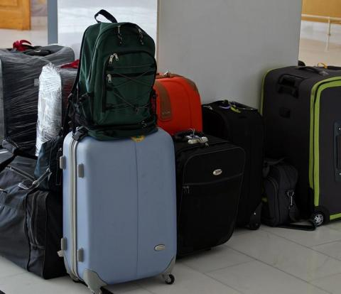 packing light, luggage, travel