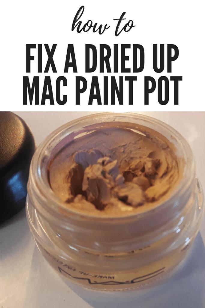 MAC Paint Pot, Repair makeup, MAC Cosmetics