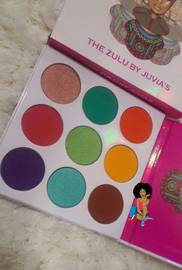 The Zulu Palette by Juvia's Place #20