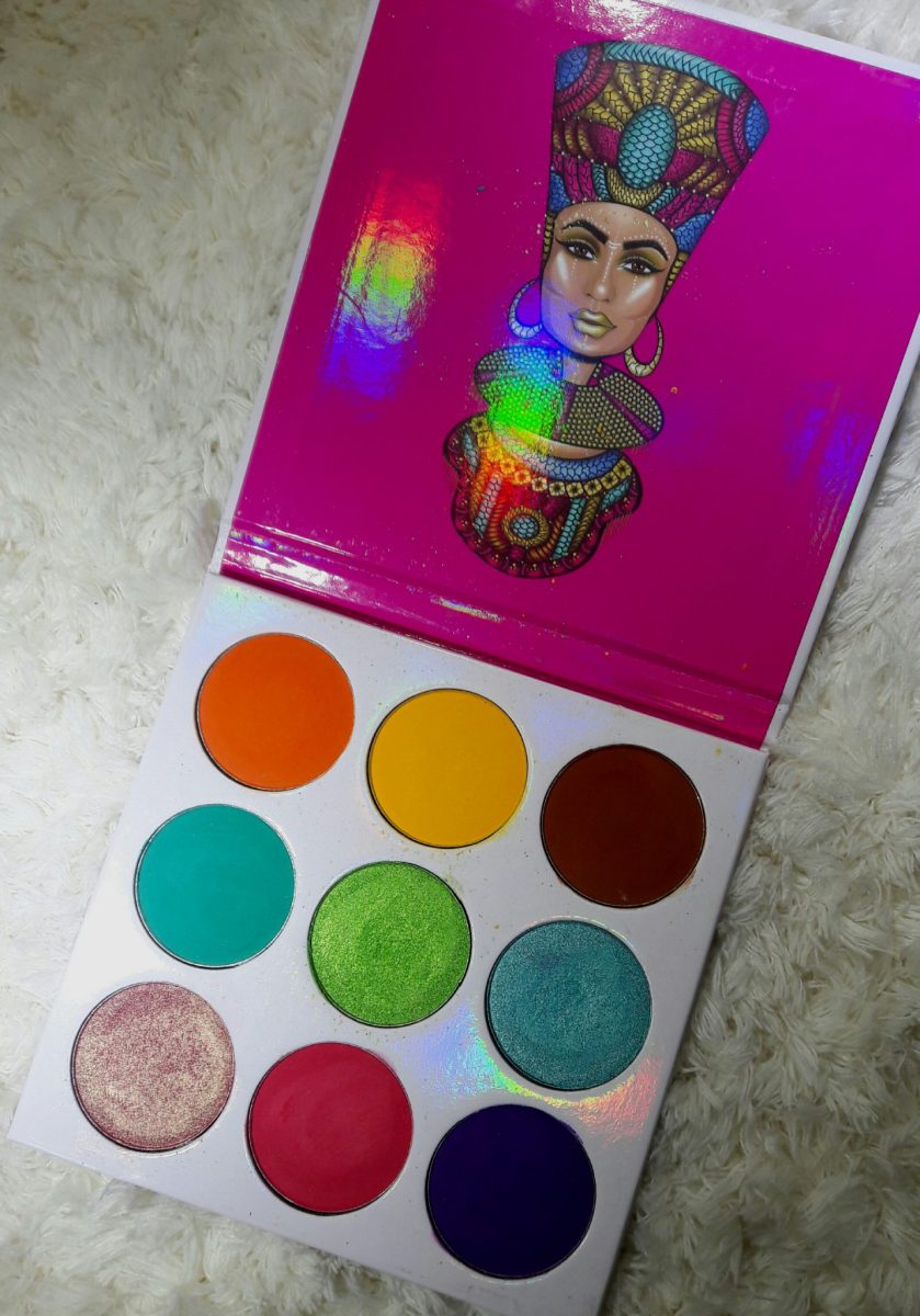 Juvia's Place Zulu Palette Review