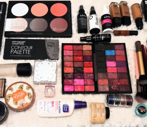 freelance makeup artist kit