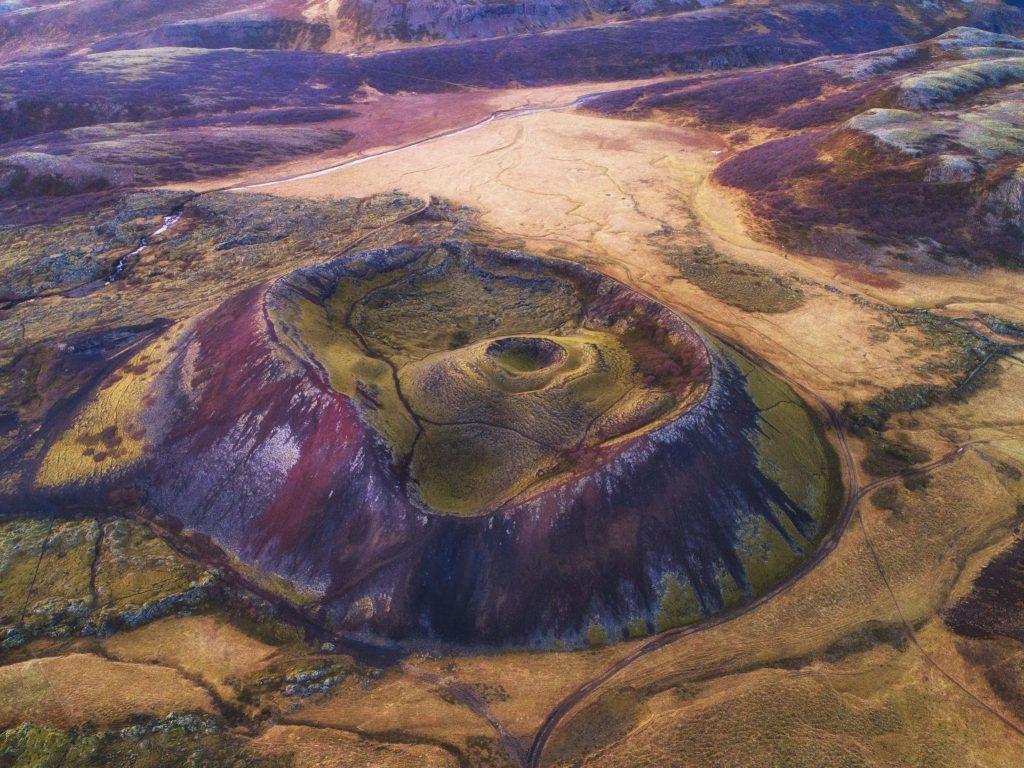 volcano, Iceland