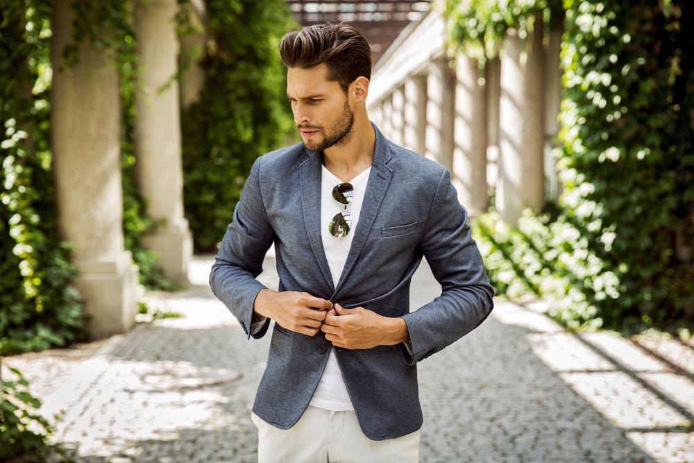 modern gentleman, man