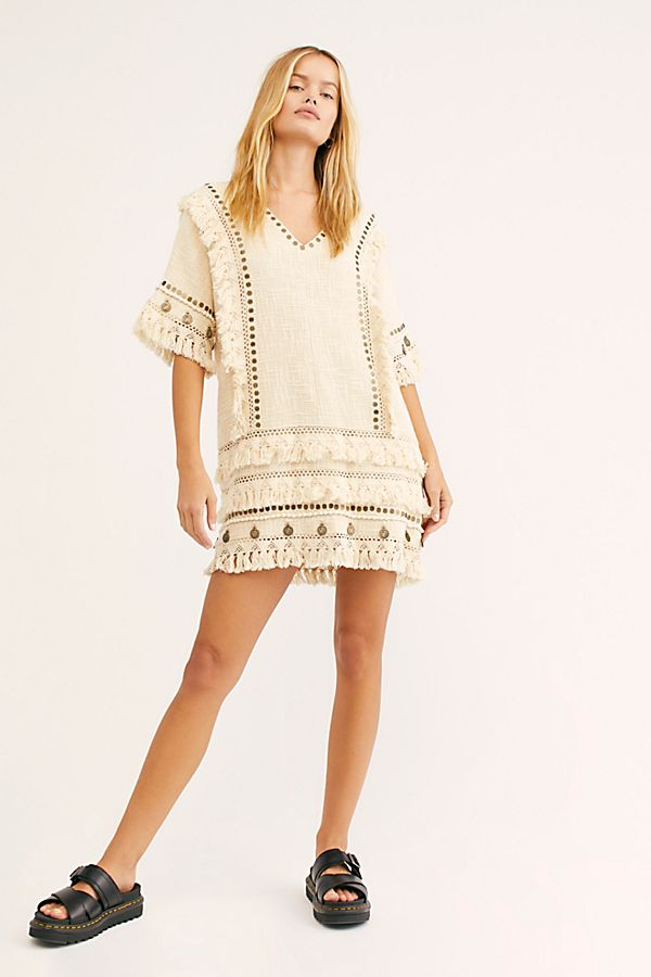 gypsy mini dress