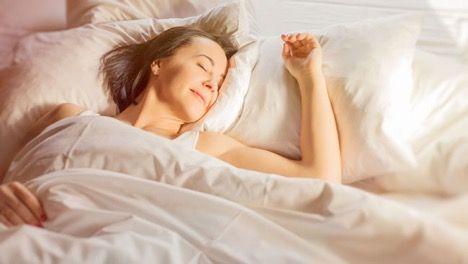sleep hyperhidrosis