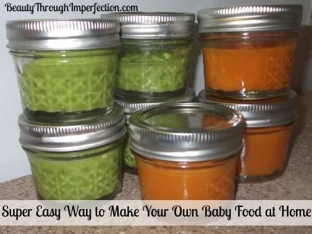 homemade baby food a