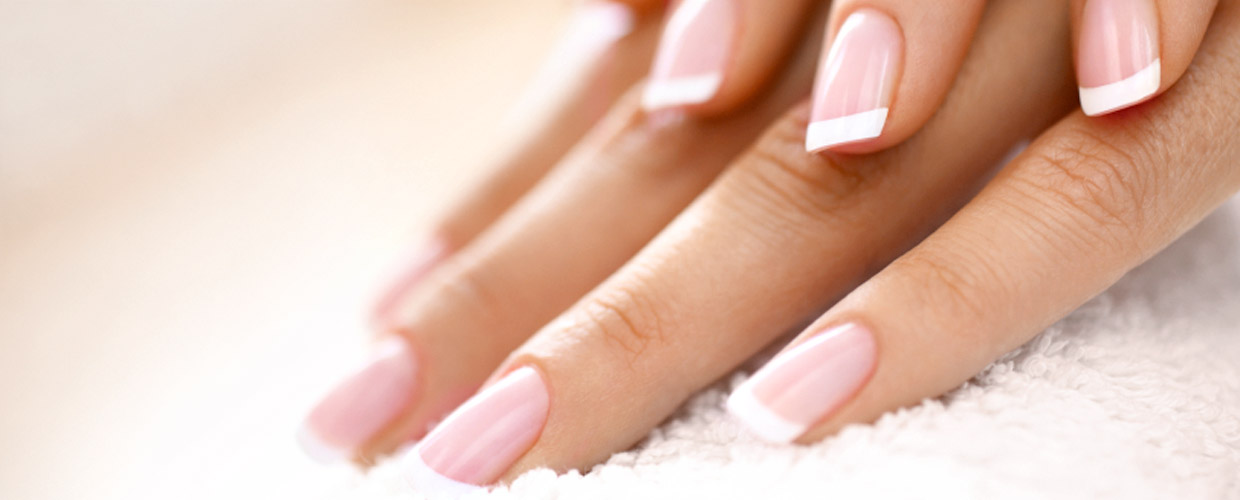 French nails, french manicure, beauty