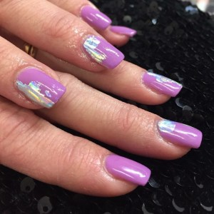 Shellac nails, beauty tips by Sandra, best artistic nails in Melbourne