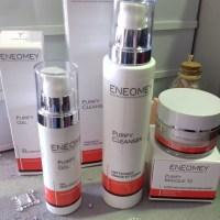 La gamme Purify Protocole acné Eneomey