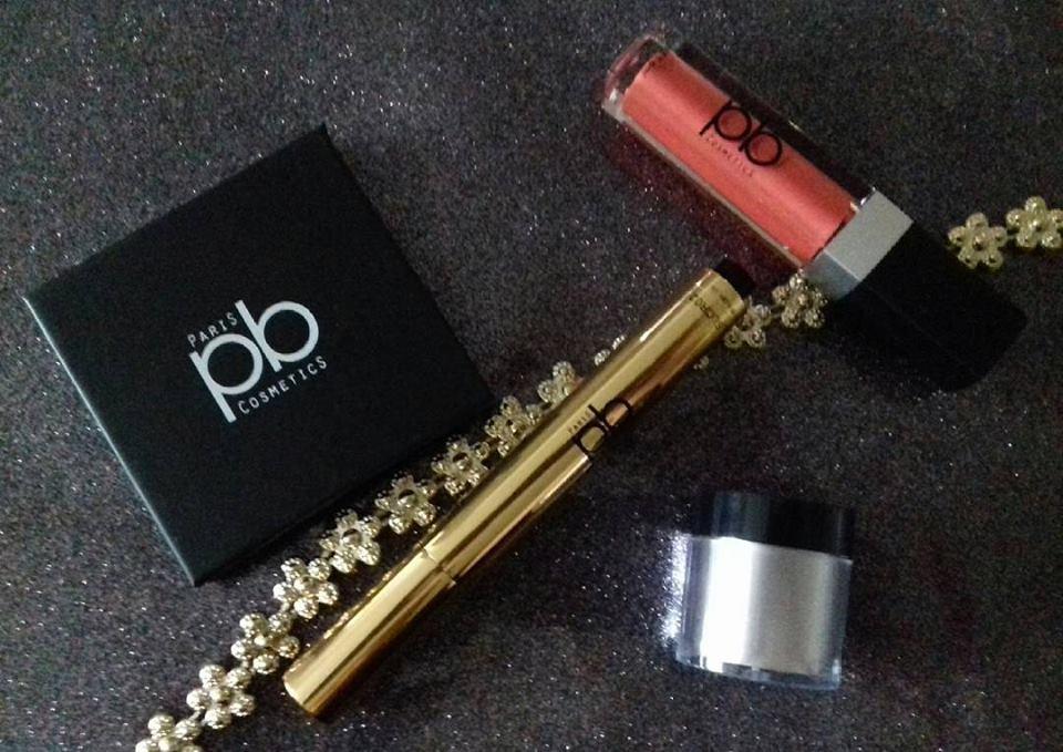 Le maquillage PB Cosmetics, la qualité à petit prix !
