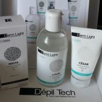 Derm Light les cosmétiques high-tech by Dépil Tech !
