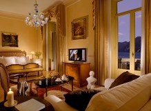 Lugano, Grand Hotel Splendide - Junior Suite