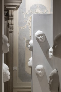 ROOM 2 - DIDIER GUILLON - WHITE MIRROR DETAIL 2