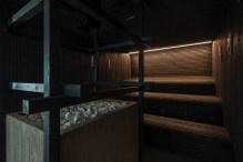 EALA-Sauna Dettaglio
