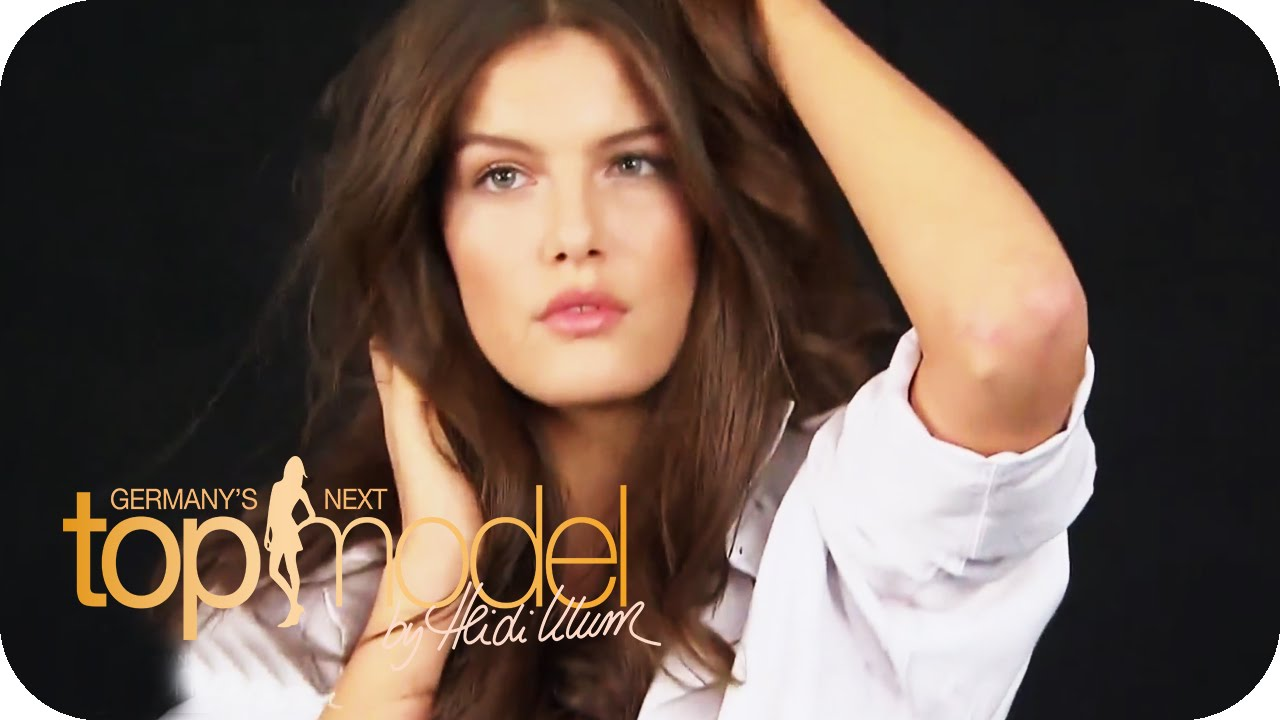 Germanys Next Topmodel Neue Staffel Beautyvideos Frisur Ideen