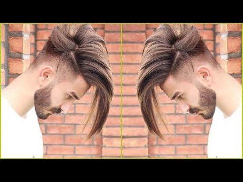 أحدث قصات الشعر الطويل للرجال 2018 Haircut Men Long Hair