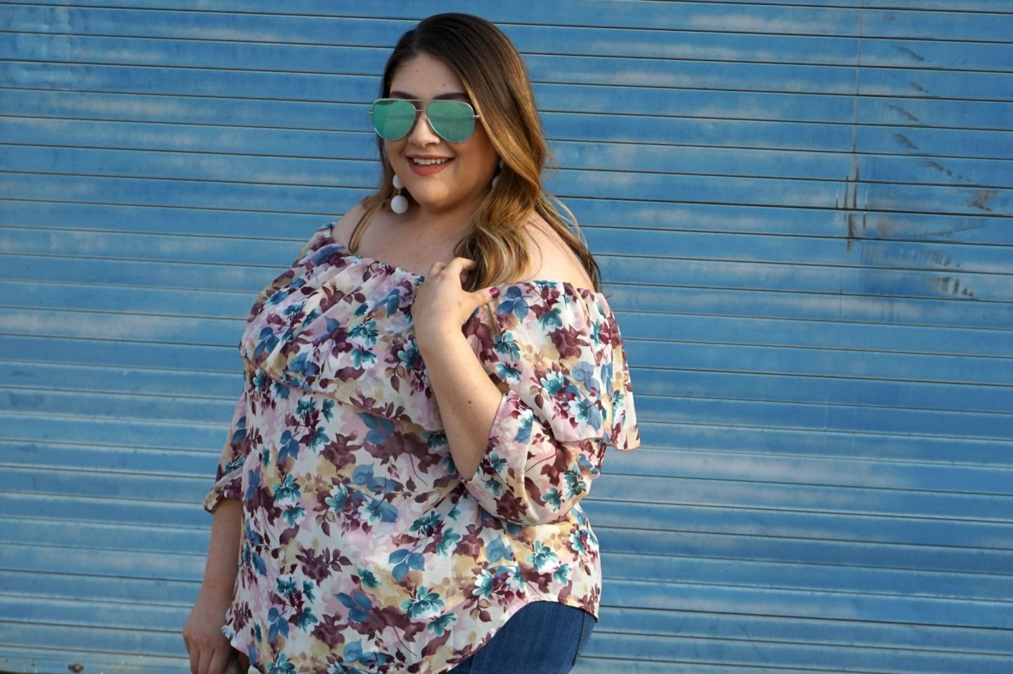 Plus Size Casual Look // Beauty With Lily