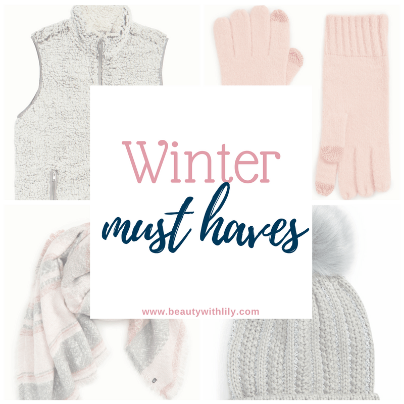 Winter Must Haves // Winter Fashion | Beauty With Lily #fashionblogger #winterfashion