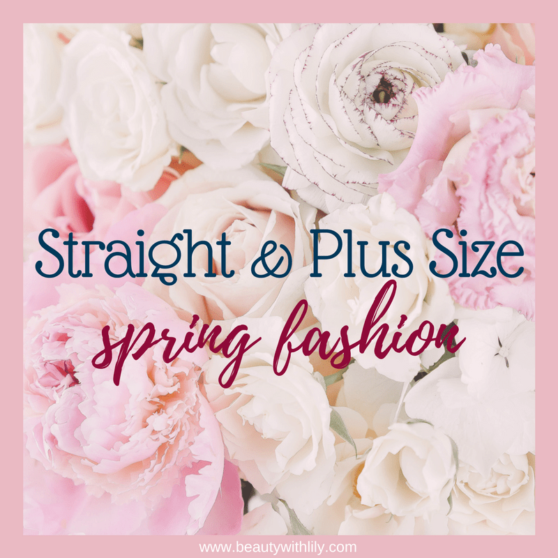 Spring Fashion | Beauty With Lily