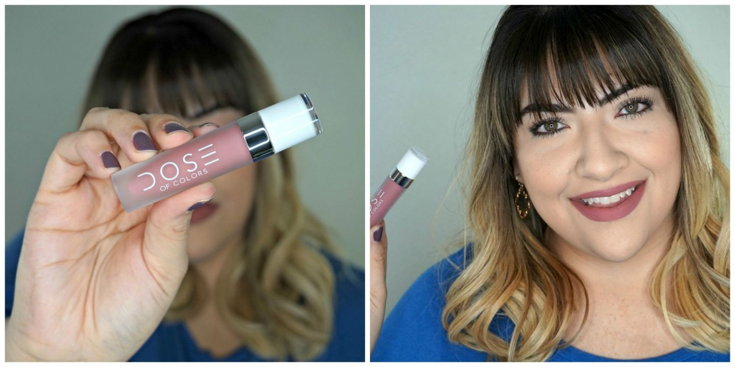 Spring Lip Colors // Mauve Lipstick // Lip Color To Try // Lip Color You Need For Spring // Must Try Lip Color | Beauty With Lily