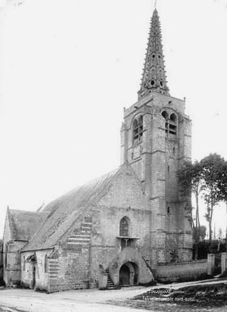 Ancienne église de Beauval
