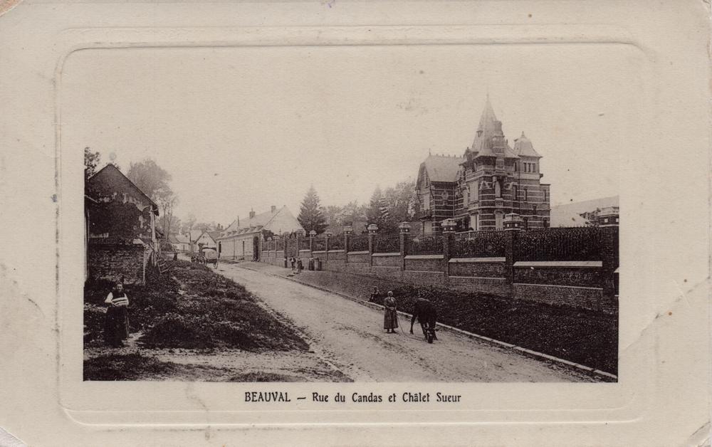 Rue du Candas - Châlet Sueur