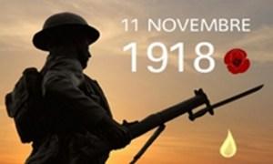 Armistice - Cérémonie du 11 novembre @ Mairie de Beauval | Beauval | Hauts-de-France | France