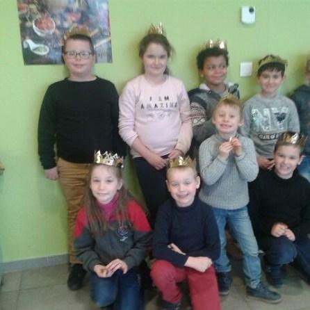 Ecole - Galette des rois