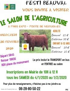 Salon de l'Agriculture @ Salon de l'Agriculture | Paris | Île-de-France | France