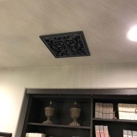 Decorative Wall Air Return Vent Covers. Image Of ...