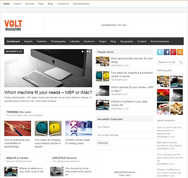 voltmagazine-theme-wordpress-premium
