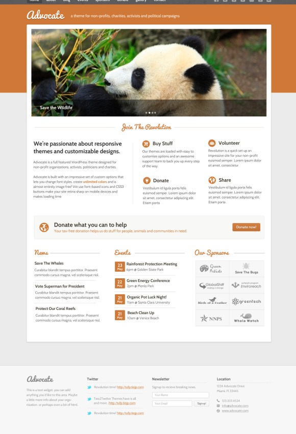 advocate-theme-wordpress-premium