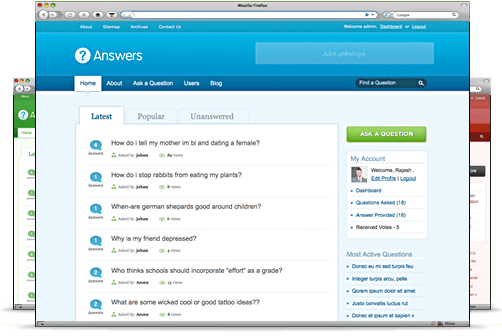answers-theme-wordpress-premium