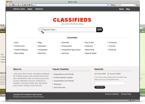 classifieds-theme-wordpress-premium
