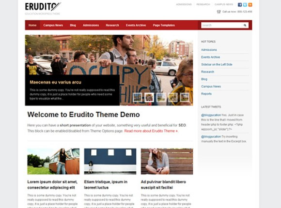 erudito-theme-wordpress-premium