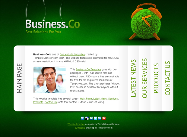 businessco-template-html-gratuit
